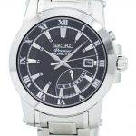 Seiko Premier Kinetic SRN039P1 rétrograde SRN039P SRN039