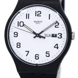 Swatch Originals fois unisexe SUOB705 Quartz Watch
