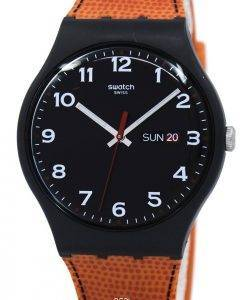 Montre unisexe Swatch Originals Faux Fox Quartz SUOB709