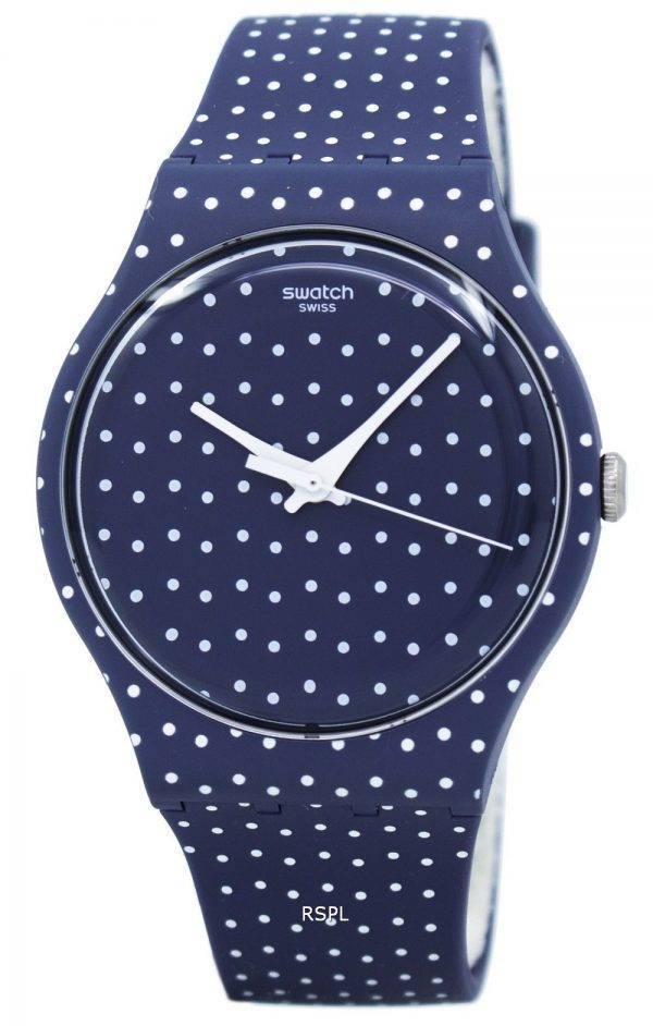 Swatch Originals pour l'amour de K Quartz SUON106 montre unisexe