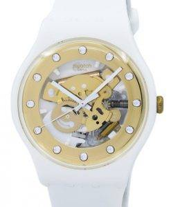 Montre unisexe Swatch Originals Sunray Glam Quartz SUOZ148