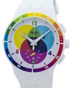 Montre unisexe Swatch Originals Chromograph Quartz SUSW404