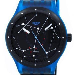 Montre unisexe Swatch Originals bleu Sistem SUTS401 automatique