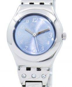 Montre Swatch Irony Flower Box Quartz YSS222G féminin