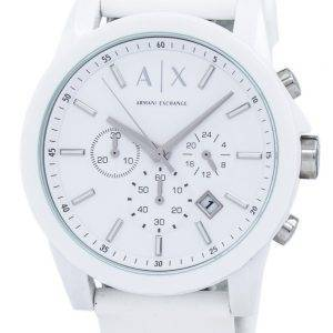 Armani Exchange Chronographe Quartz AX1325 montre unisexe