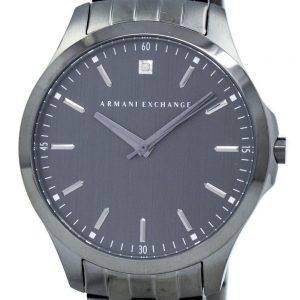 Armani Exchange Hampton diamant Accent Quartz AX2169 montre homme