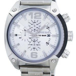 Avancée de diesel Quartz chronographe DZ4203 montre homme