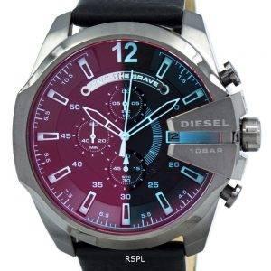 Montre diesel Mega chef Quartz chronographe DZ4323 masculin
