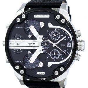 Papa de M. diesel 2.0 surdimensionné montre chronographe DZ7313 masculin
