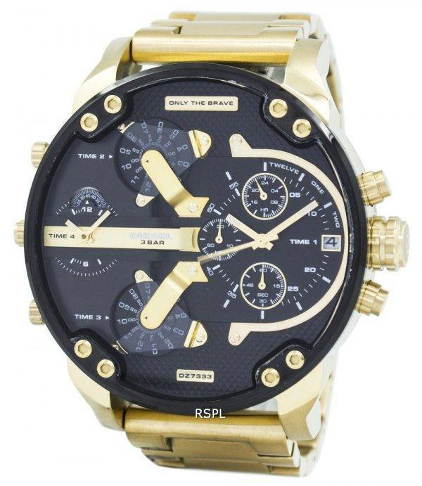Diesel Mr.Daddy 2.0 chronographe DZ7333 montre homme