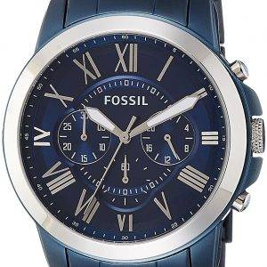 Accorder des fossiles montre chronographe Quartz FS5230 masculin