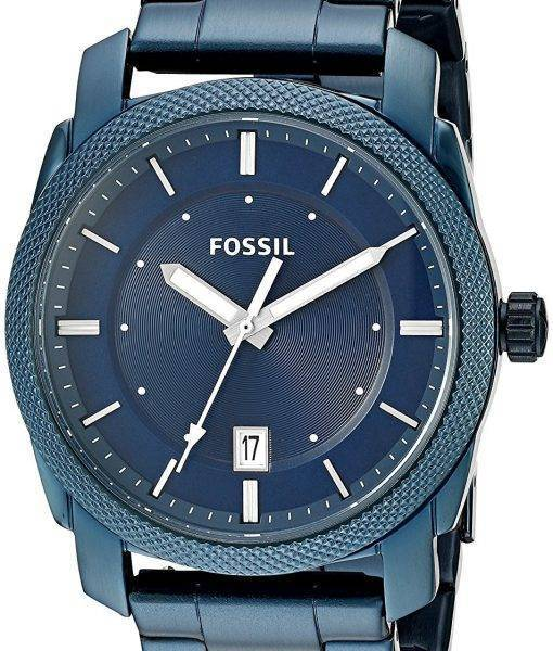Machine de fossiles Quartz FS5231 montre homme