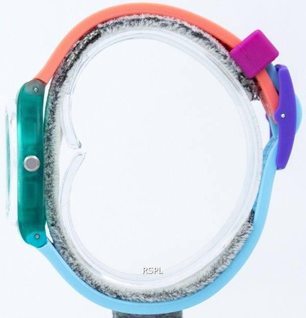 Montre unisexe Swatch Originals Candy Parlour Quartz GG219 Multicolor