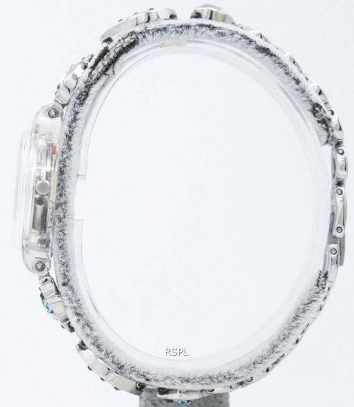 Montre Swatch Originals Menthol ton Quartz LK292G féminin