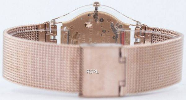Montre Swatch Skin Hello Darling Quartz SFP115M féminin