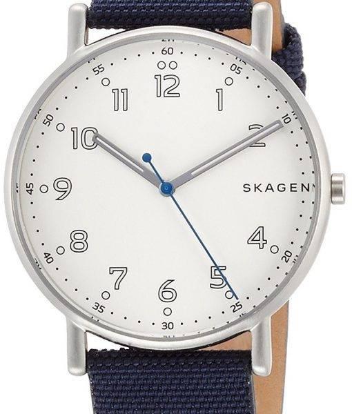 Signature de Skagen Quartz SKW6356 montre homme