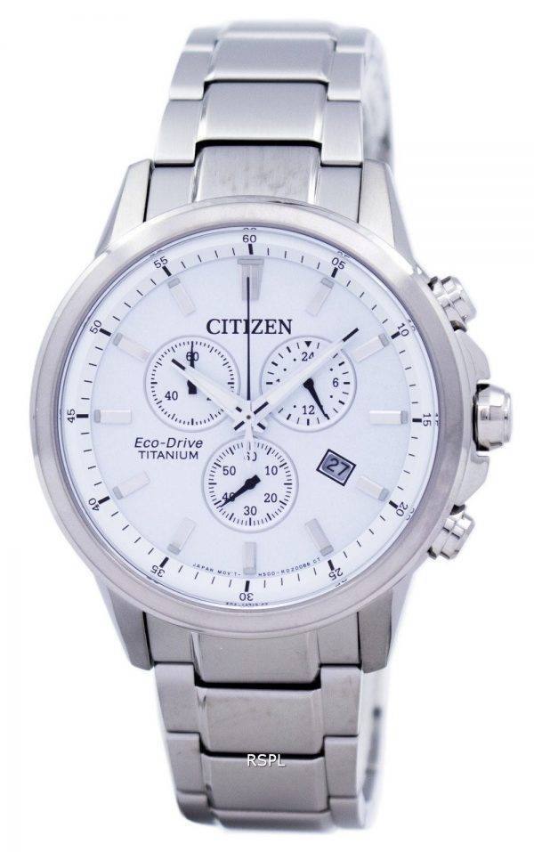 Montre Citizen Eco-Drive Chronograph AT2340-81 a hommes
