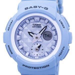 Casio Baby-G résistant aux chocs monde temps analogique numérique BGA-190BE-2 a Women Watch
