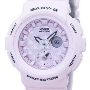 Casio Baby-G résistant aux chocs monde temps analogique numérique BGA-190BE-4 a Women Watch