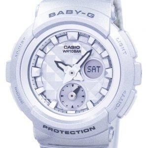 Casio Baby-G résistant aux chocs monde temps analogique numérique BGA-195-8 a Women Watch