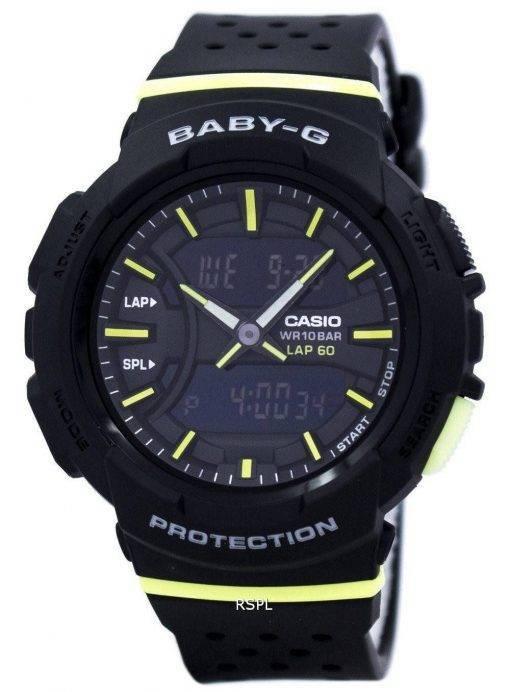 Casio Baby-G résistant aux chocs heure Double analogique numérique BGA-240-1 a 2 Women Watch