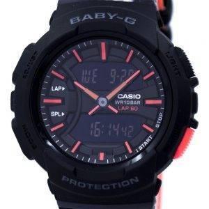 Casio Baby-G résistant aux chocs heure Double analogique numérique BGA-240L-1 a Women Watch