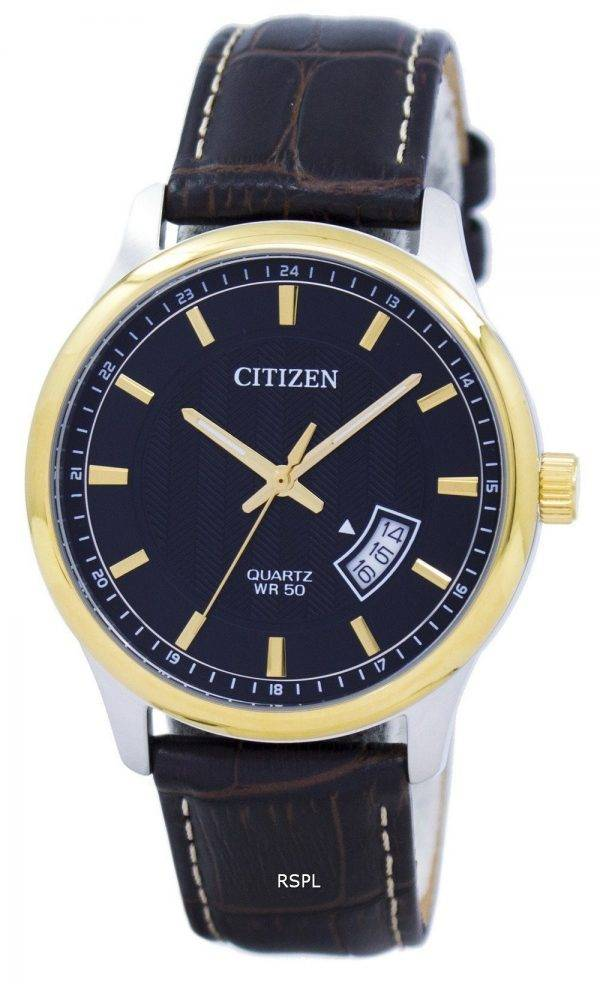 Citizen Quartz Standard BI1054-12E montre homme