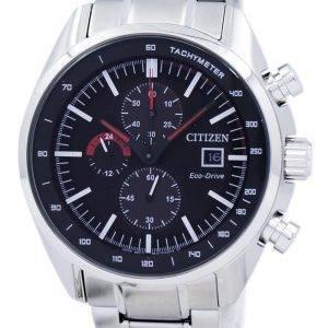 Citizen Eco-Drive chronographe tachymètre Power Reserve CA0590-58E montre homme