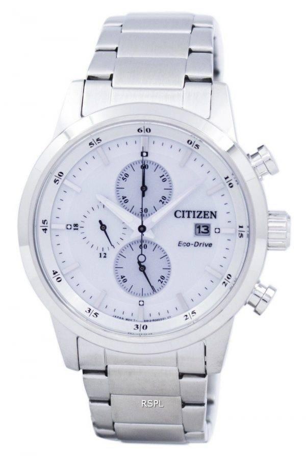 Citizen Eco-Drive Chronograph CA0610-52 a montre homme