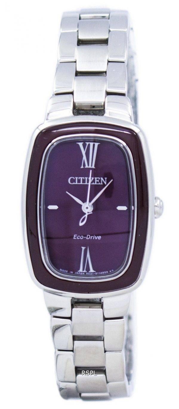 Montre Citizen Eco-Drive EM0006-53W féminin