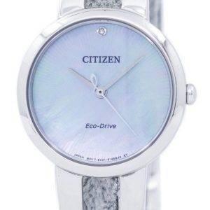 Montre Citizen Eco-Drive EM0430-85N féminin