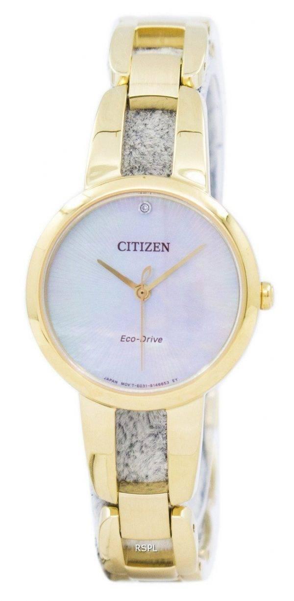 Montre Citizen Eco-Drive EM0432-80Y féminin