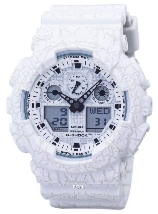 Casio G-Shock monde résistant aux chocs heure analogique numérique GA-100CG-7 a montre homme