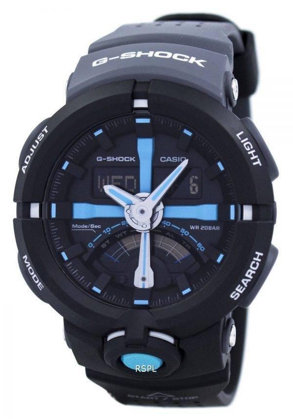 Analogique numérique Casio G-Shock 200M GA-500P-1 a montre homme
