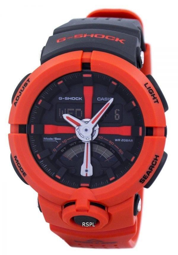 Analogique numérique Casio G-Shock 200M GA-500P-4 a montre homme