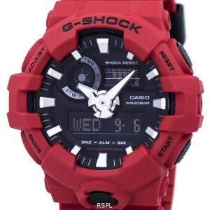 Analogique numérique Casio G-Shock 200M GA-700-4 a montre homme
