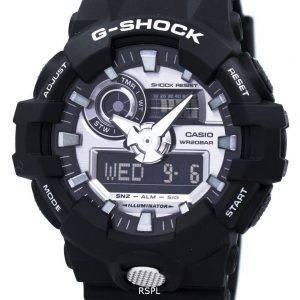 Analogique numérique Casio G-Shock 200M GA-710-1 a montre homme