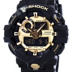Analogique numérique Casio G-Shock 200M GA-Go 710-1 a montre homme