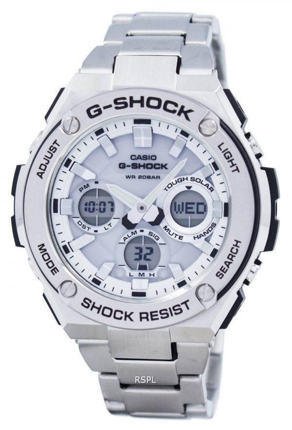 Casio G-Shock Tough Solar résistant aux chocs 200M TPS-S110D-7 a montre homme