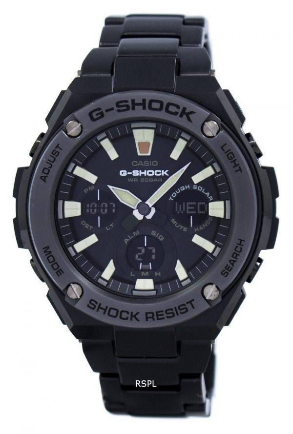 Casio G-Shock Tough Solar résistant aux chocs TPS-S130BD-1 a montre homme