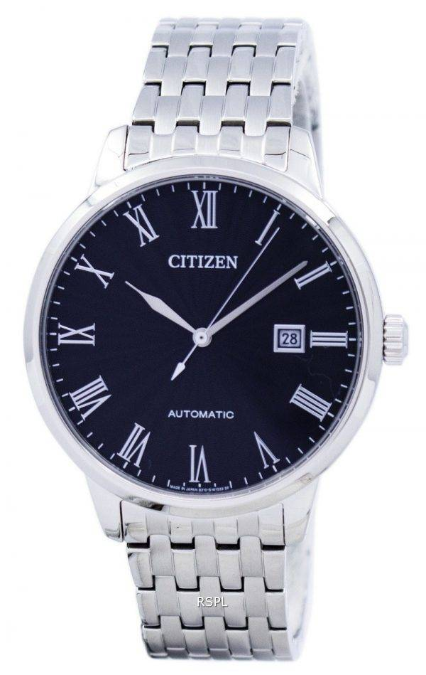 Le Citizen automatique Japon a NJ0080-50E montre homme