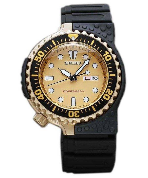 Seiko Prospex Diver Scuba Limited Edition Japon fait montre de Quartz SBEE002 masculin