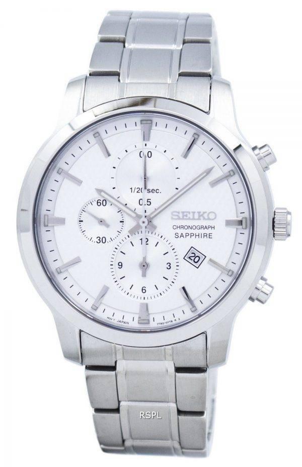 Seiko Neo Sport Chronograph Quartz SNDG65 SNDG65P1 SNDG65P Men Watch