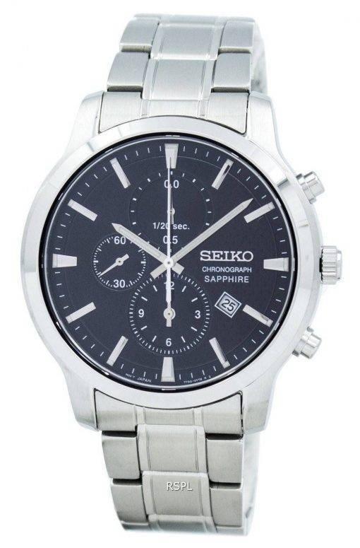 Seiko Neo Sport Chronograph Quartz SNDG67 SNDG67P1 SNDG67P Men Watch