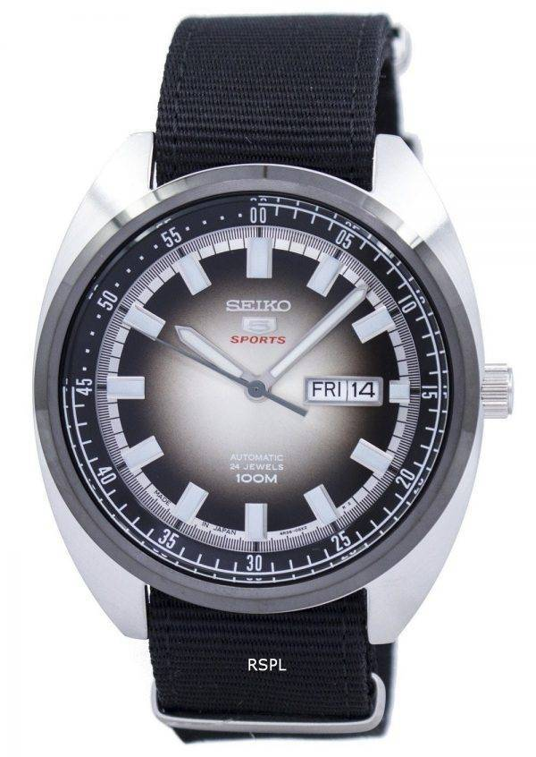 Seiko 5 Sports automatique Japon a SRPB23 SRPB23J1 SRPB23J montre homme