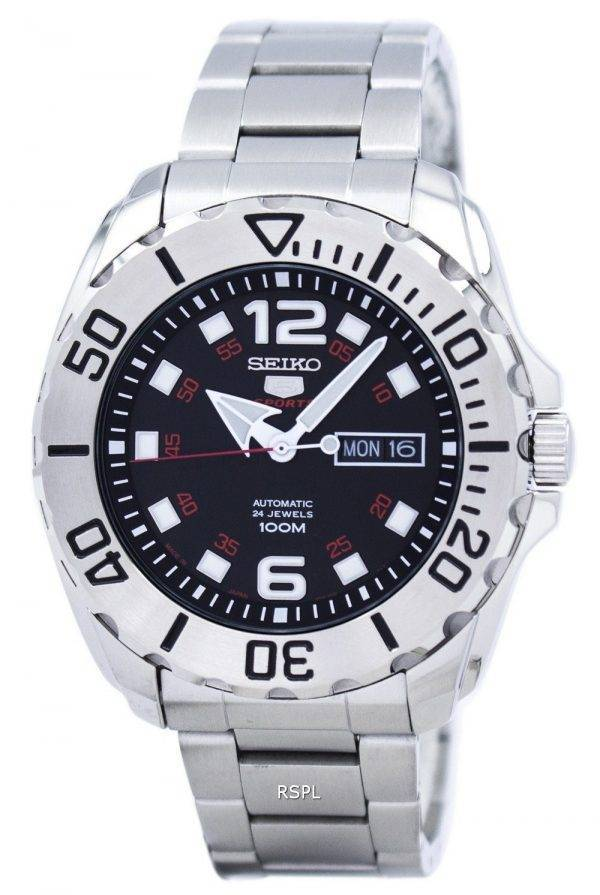 Seiko 5 Sports automatique Japon a SRPB33 SRPB33J1 SRPB33J montre homme