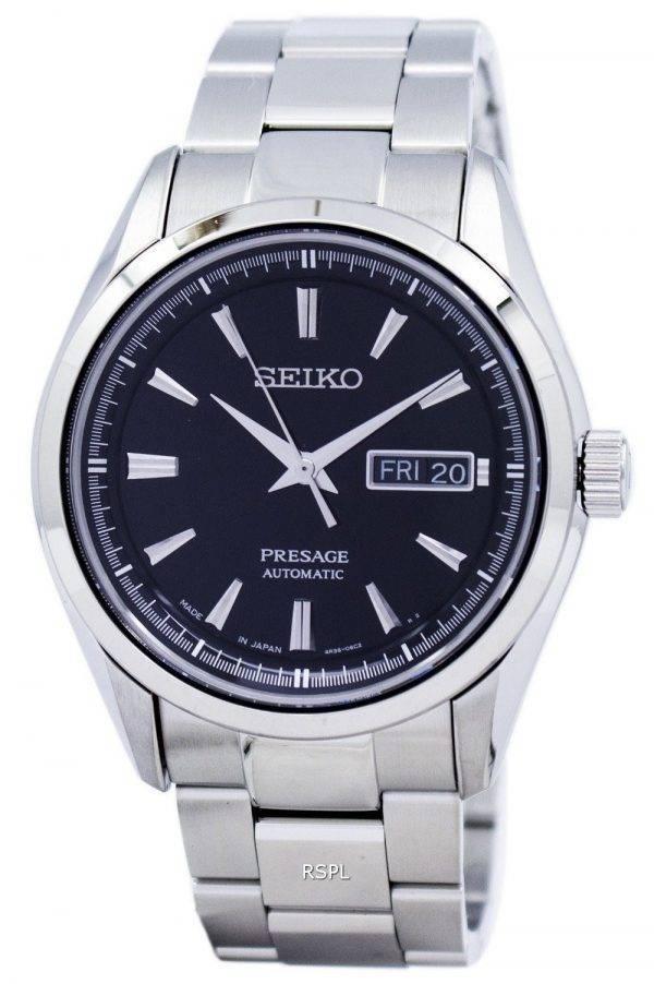 Presage de Seiko automatique Japon fait SRPB71 SRPB71J1 SRPB71J montre homme