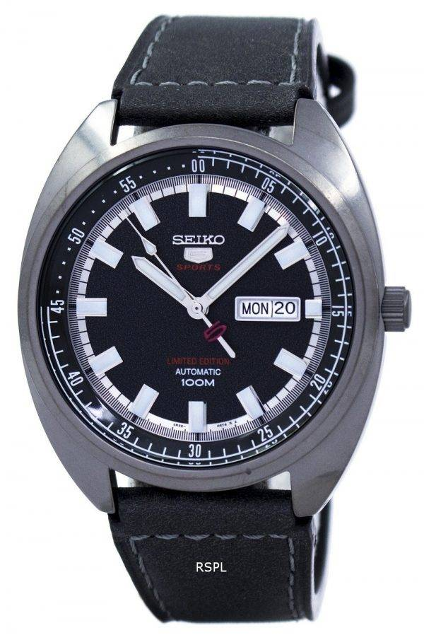 Montre Seiko 5 Sports Limited Edition automatique SRPB73 SRPB73K1 SRPB73K hommes