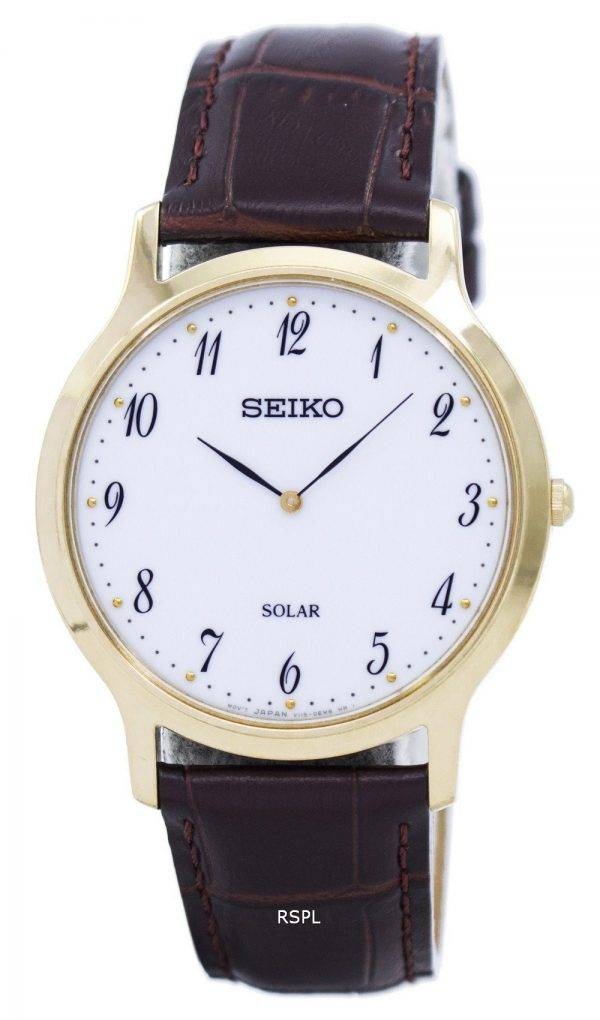Montre Seiko solaire SUP860 SUP860P1 SUP860P hommes