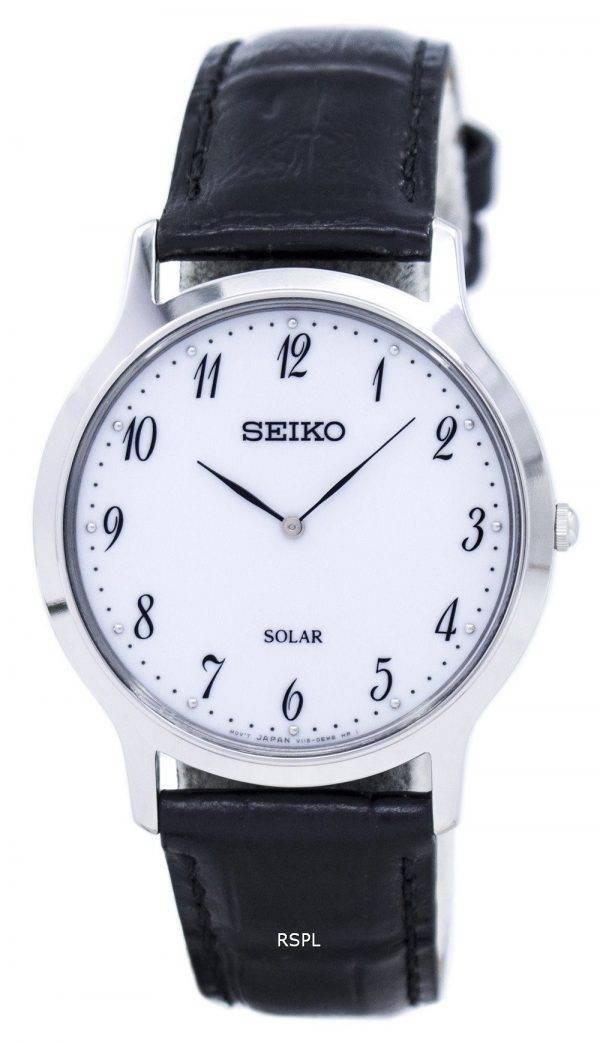 Montre Seiko solaire SUP863 SUP863P1 SUP863P hommes